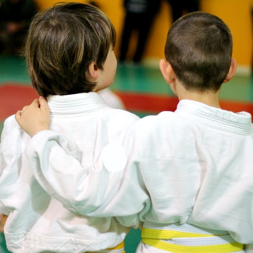"Judo is a ""violent"" sport - Article  - sporting napoli articoli"