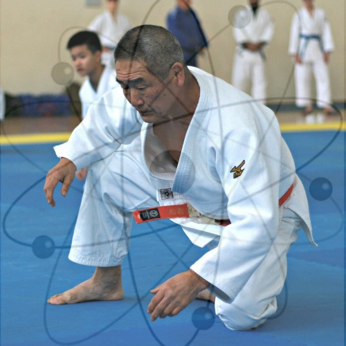 Io ed Hiroshi Katanishi