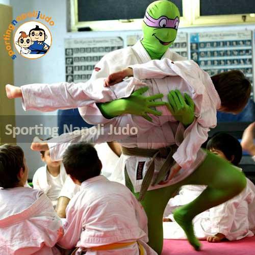 Il Judo e il valore del gioco - Articoli  - sporting napoli articoli