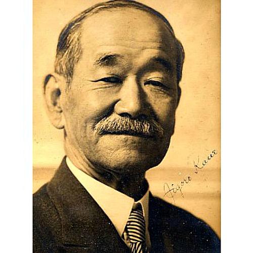 Jigoro Kano, fondatore del judo