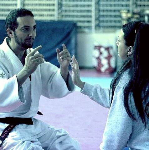 Judo, genitori e maestro