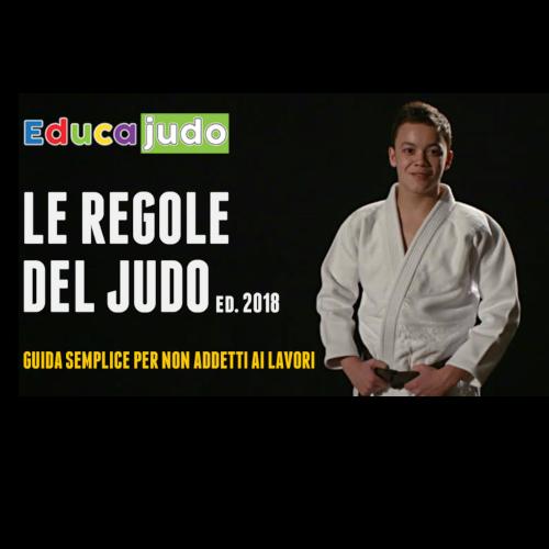 Le regole del judo